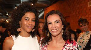 Aline Midlej e Ana Paula Araújo vão apresentar programa especial na GloboNews (foto: Divulgação/TV Globo)